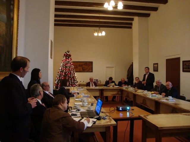 Vizita reprezentantilor Primariei Orastie si a colaboratorilor lor olandezi - 8 decembrie 2011 - DSC02660.JPG
