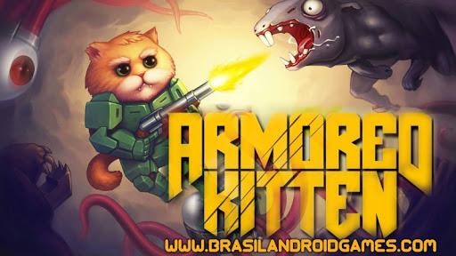 Download Armored Kitten v1.0 APK Full - Jogos Android