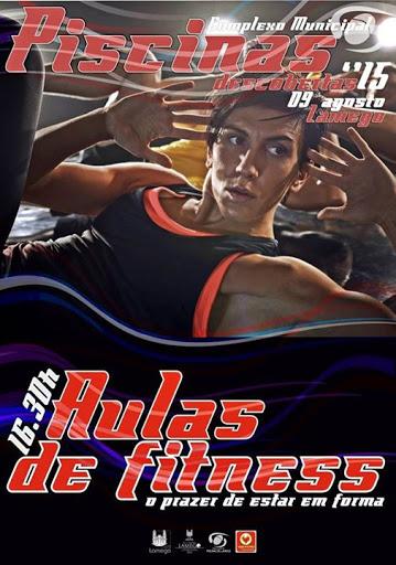 Piscinas Descobertas de Lamego oferece aulas de fitness