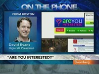 Dave Evans Interview By Phone, Dating Insider
