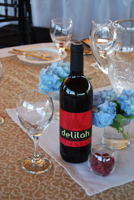 Samson Estates is known for their delicious raspberry wine / Credit: Bellingham Whatcom County Tourism