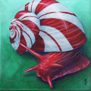 Peppermint Snail