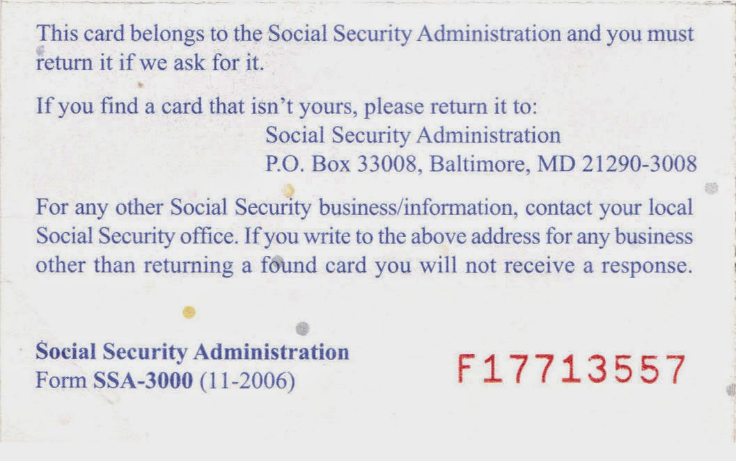 Summary Social - Secrets 17b Number Security The Of gt;