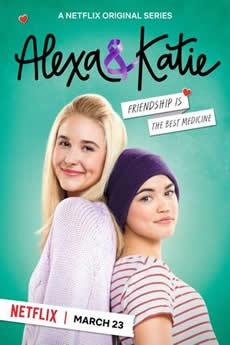 Baixar Série Alexa e Katie 1ª Temporada Dublado Torrent Grátis