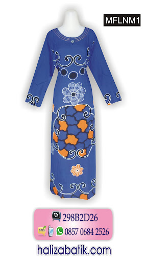 koleksi batik, baju batik indonesia, model baju modern
