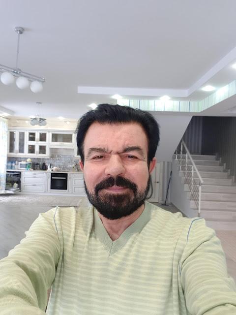 Седат Игдеджи - домашние фотографии