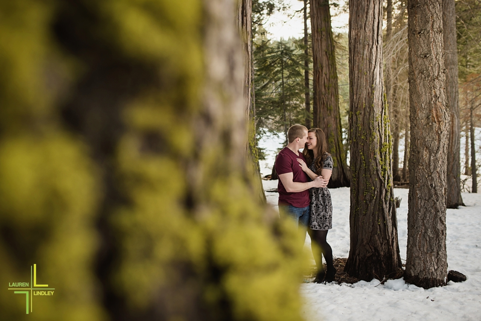 Homewood Engagement Session