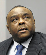 Guilty of crimes against humanity: Jean-Pierre Bemba.