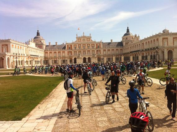 RED MTB 2012 a Aranjuez, un éxito de participación y organización