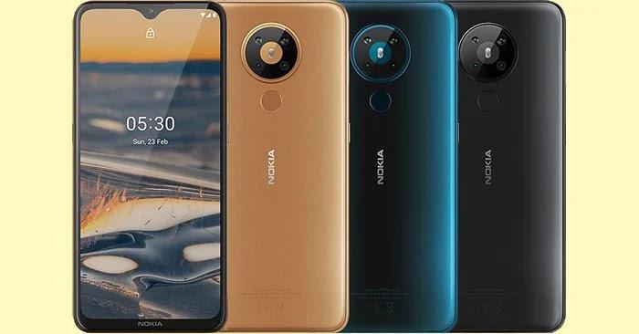 Spesifikasi Nokia 5.3