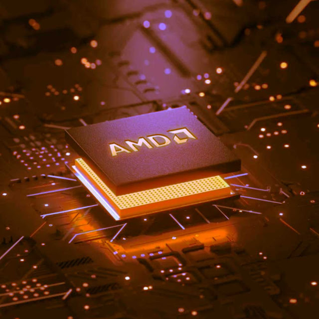 AMD Processors CES 2021
