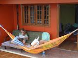 School # 1 - balcony (triple room)