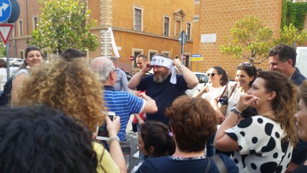 Pielgrzymi z Castellammare w Rzymie, 8 czerwca 2016 - IMG-20160608-WA0053.jpg