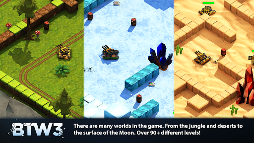 Block Tank Wars 3 1.19 screenshots 9