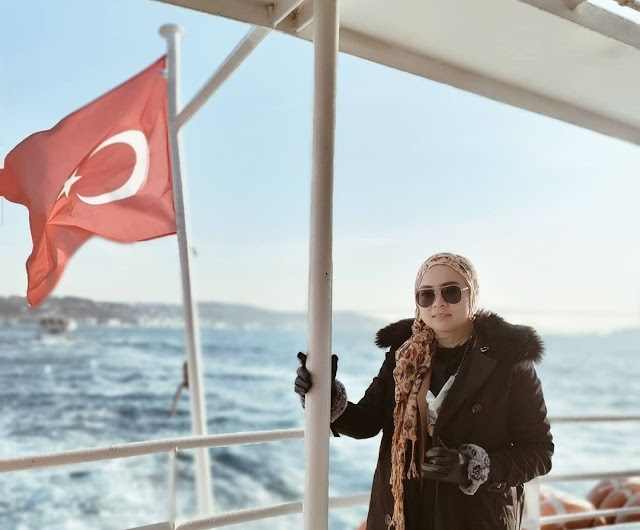Selamat Ulang Tahun Mila Karmila ke 38