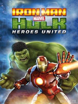 Người sắt và người khổng lồ xanh: Liên minh anh hùng