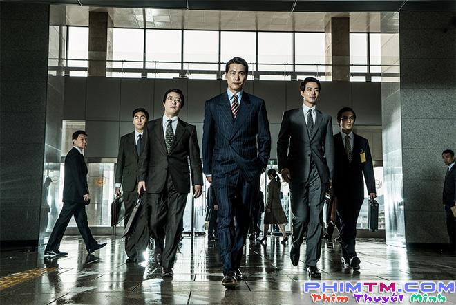 The King: Tuyệt phẩm điện ảnh của cặp quý ông đẹp nhất Hàn Quốc! - Ảnh 9.