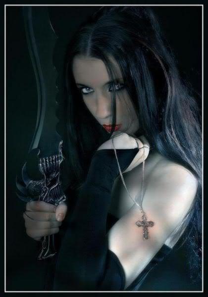 Dark Priestess, Night Magic