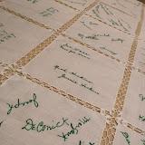 Green School Memory Tablecloth