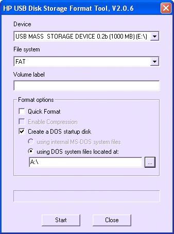 Closing Windows pt5, formatting a USB Device