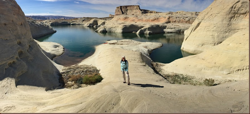 Lake Powell6-13 Oct 2016