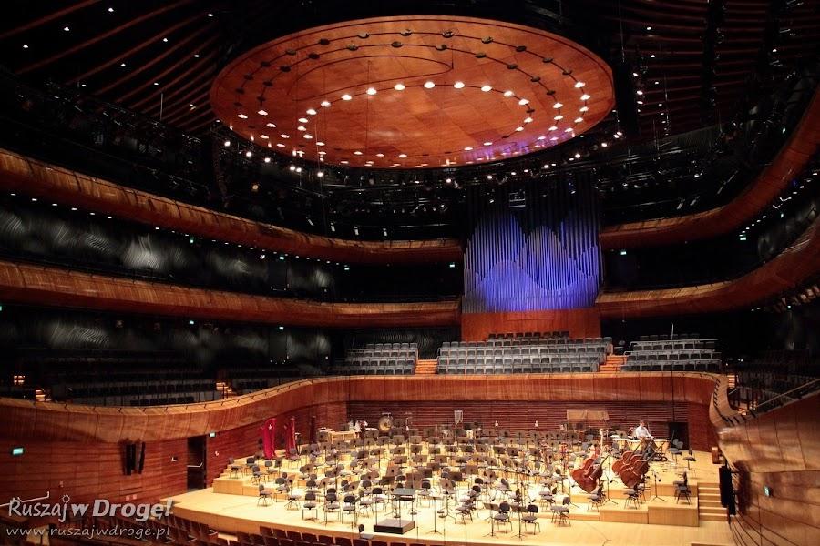 Sala koncertowa NOSPR w Katowicach