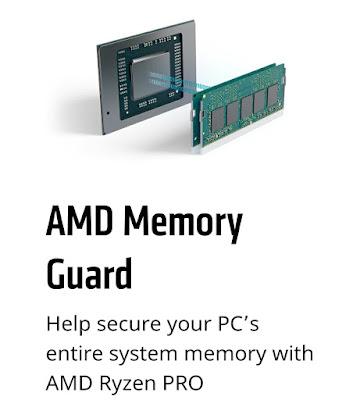 AMD Memory Guard Ryzen PRO