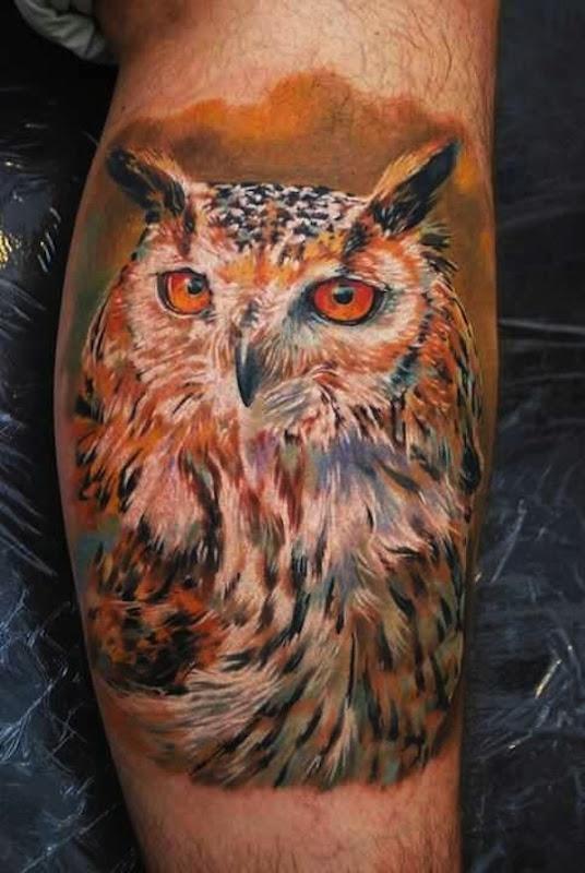 realista_perna_tatuagem_de_coruja
