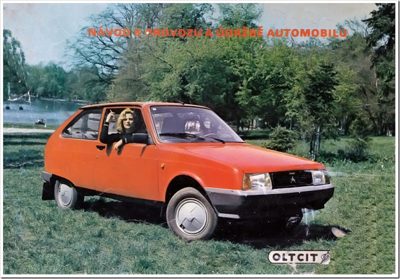 CITROEN AXEL / OLTCIT CLUB