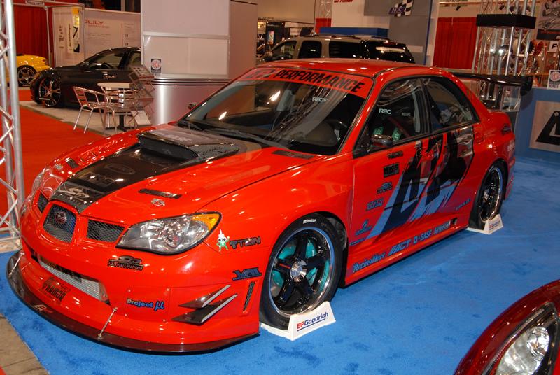 Cars Showroom Modified Cars