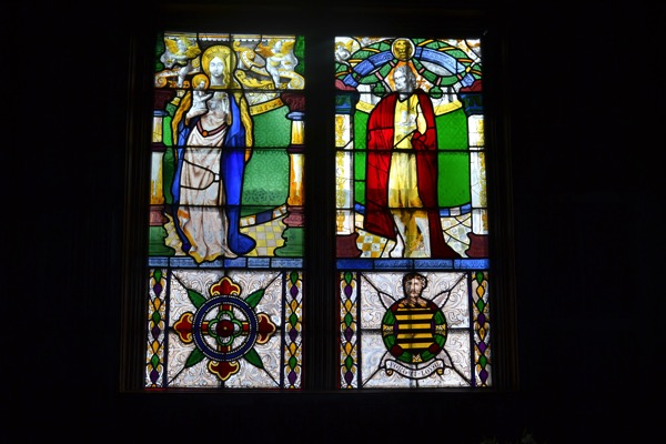 Chapel Window 2