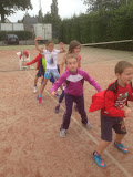 Tenniskamp 17 aug 2015