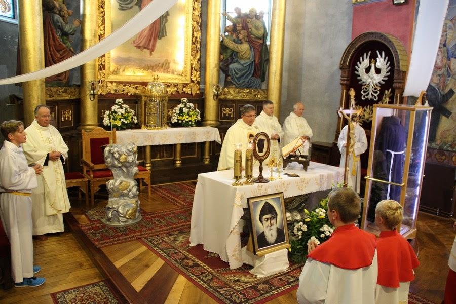 Z relikwiami św. O.Pio w Istebnej - IMG_3452.JPG