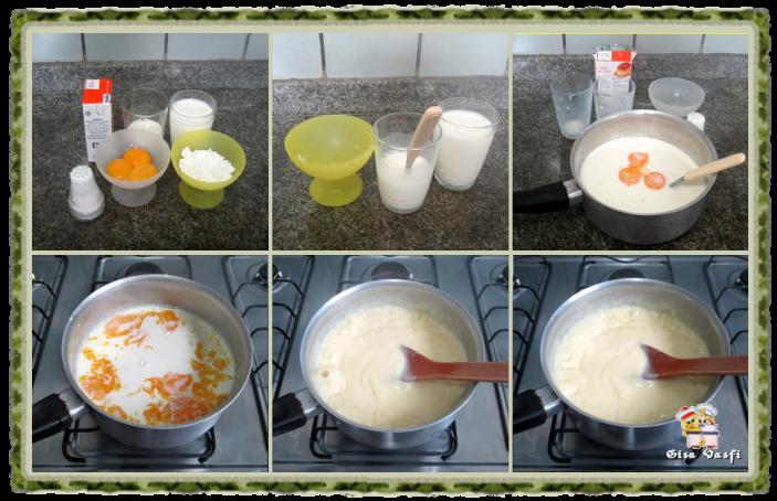 Torta de amendoim com doce de leite 6