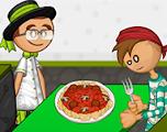 لعبة طبخ المطاعم