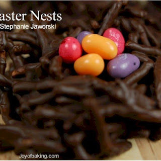 Easter Nests Tested