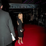 WWW.ENTSIMAGES.COM -  Katie Piper   arriving at Flight UK Film Premier Empire Leicester Square London January 17th 2013                                                     Photo Mobis Photos/OIC 0203 174 1069