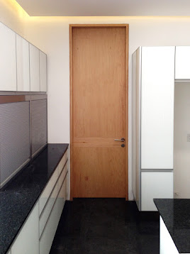 Puertas de madera puertas de madera para interiores - Color puertas interior ...