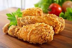 Resep Dan Cara Membuat Fried Chicken Super Crispy