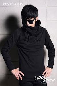seven domu korean+sweater+jacket+sk18+ +1