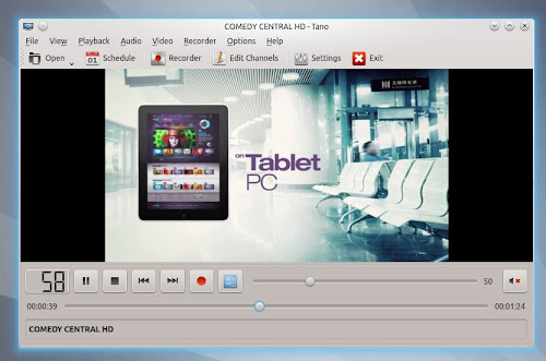 Tano IP TV 1.2
