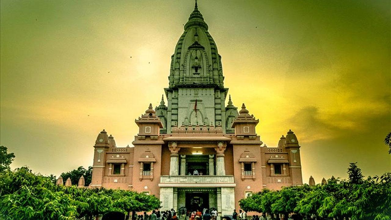 kasi Vishwanath Temple