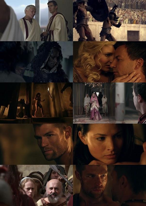 Spartacus: War of the Damned 4.Sezon 1.Bölüm …