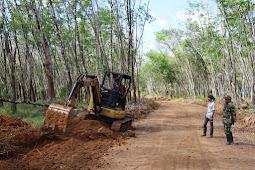 Pembuatan Drainase Sudah Mencapai 32 Persen