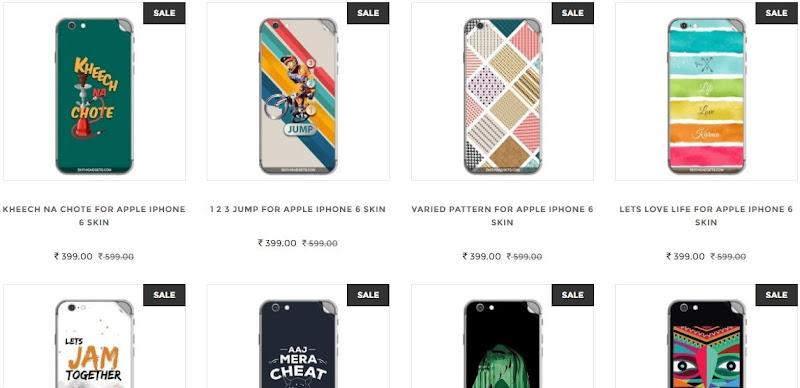 skin4gadgets iphone 6 skin designs