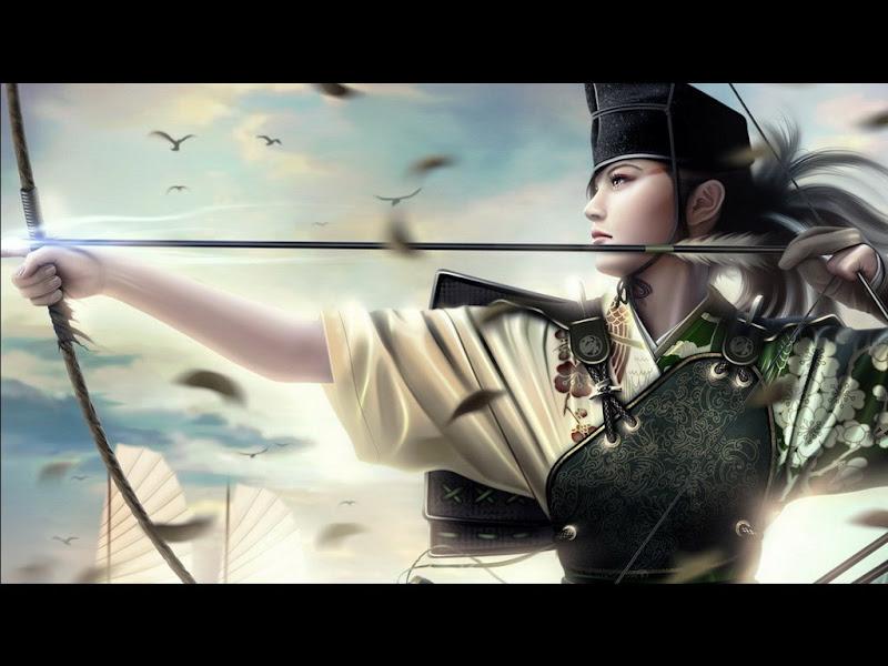 Green Archer, Warriors