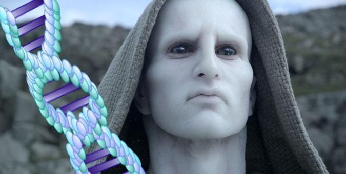 Aliens São os humanos de um tempo futuro 01