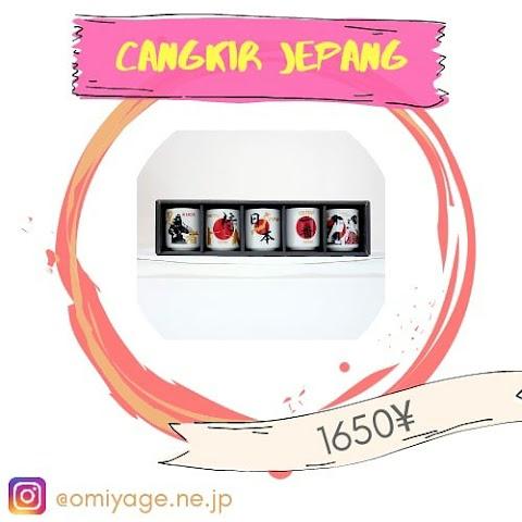 CANGKIR JEPANG #0008