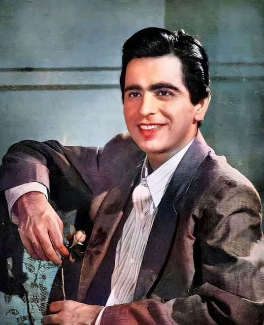 Mohammed Yusuf Khan, specially, known by his stage name as Dilip Kumar who was an Indian film actor and producer. He was born on 11th December, 1922, in Peshawar, former North-West Frontier Province, British India, now Khyber Pakhtunkhwa, Pakistan.