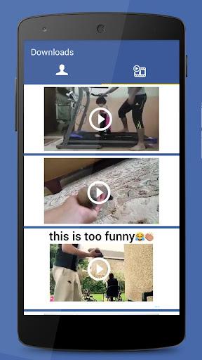 Video Downloader for Facebook 1.0.3 screenshots 2